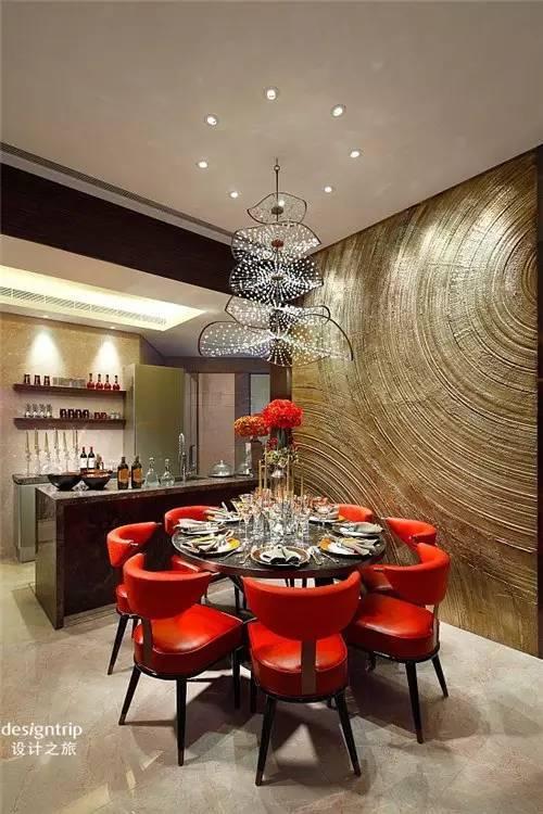 家居餐厅软装设计要点_5