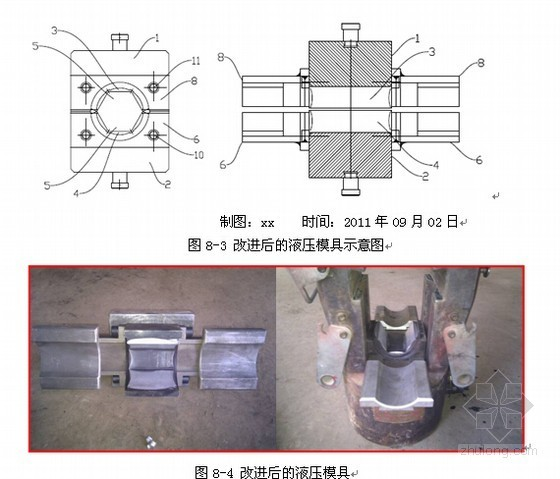 [QC成果]降低导线直线接续管液压施工一次非优率