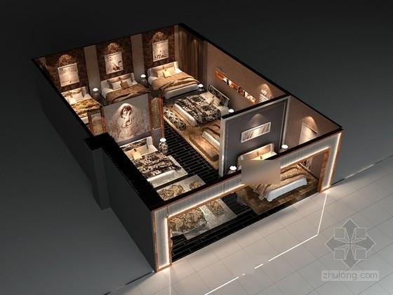 [广东]养生馆室内装修方案