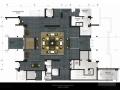 [北京]某高档雅致中式酒店室内设计方案