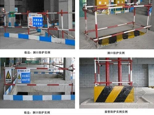建筑工程施工现场安全防护标志标识标准化图册(附图丰富)