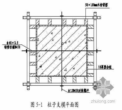 某输变电基地高压生产厂房施工技术标书