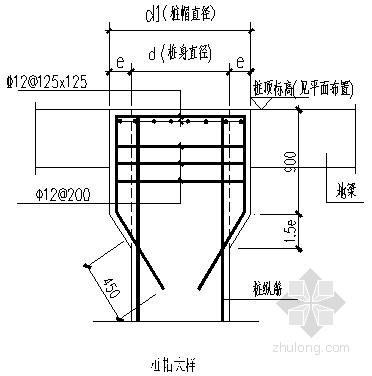 [重庆]某工业厂房人工挖孔桩基础施工方案