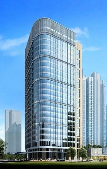 [天津]高层住宅幕墙工程施工组织设计