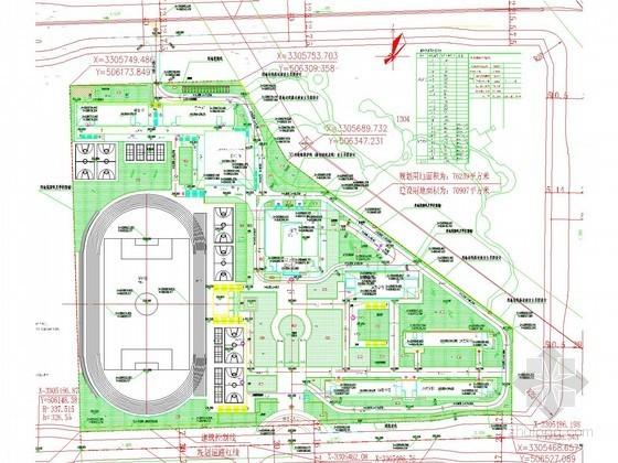 [重庆]中学教学楼宿舍及食堂全套电气施工图纸158张(含计算书、审图意见及安装详图)