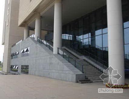 上海某图书馆工程创鲁班奖工程施工质量汇报(PPT 白玉兰奖 图文并茂)