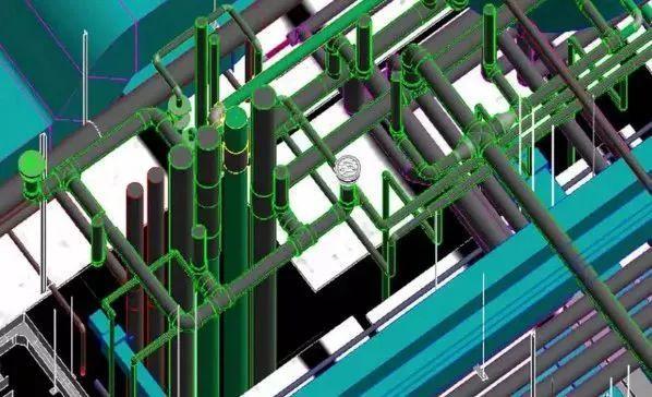 传统CAD管道设计遗漏问题多?BIM技术一一解决