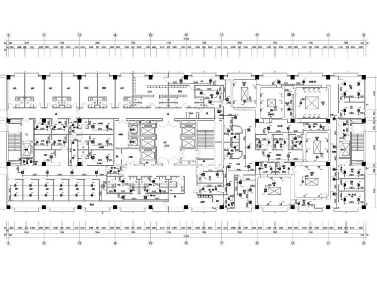 [北京]知名医院洁净空调及通风系统设计施工图