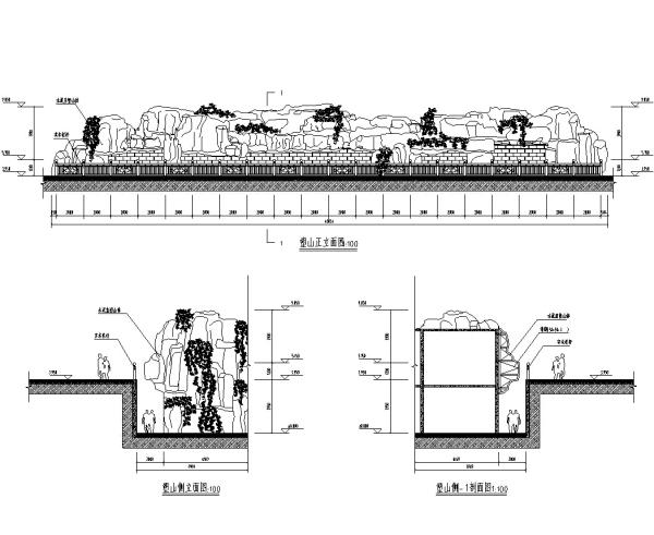 [安徽]主题水上游乐园景观设计扩初施工图_2