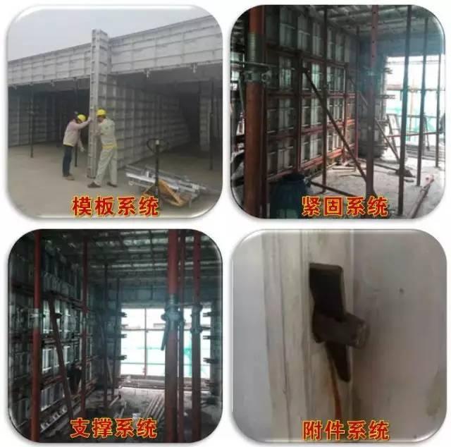 铝合金模板施工技术与方法