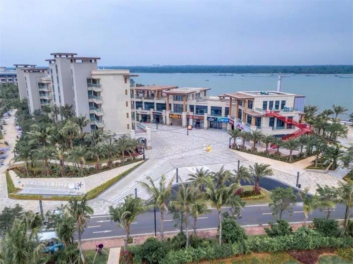 清澜半岛温德姆豪华酒店实景图