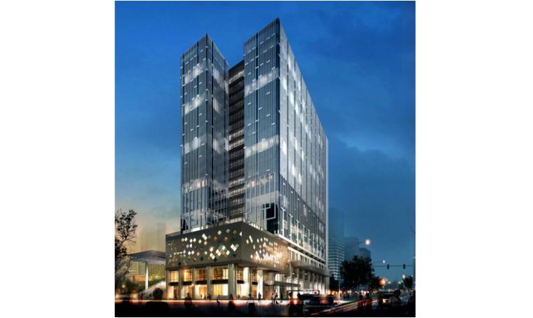 中国人寿陕西省分公司综合楼工程安全体验区策划