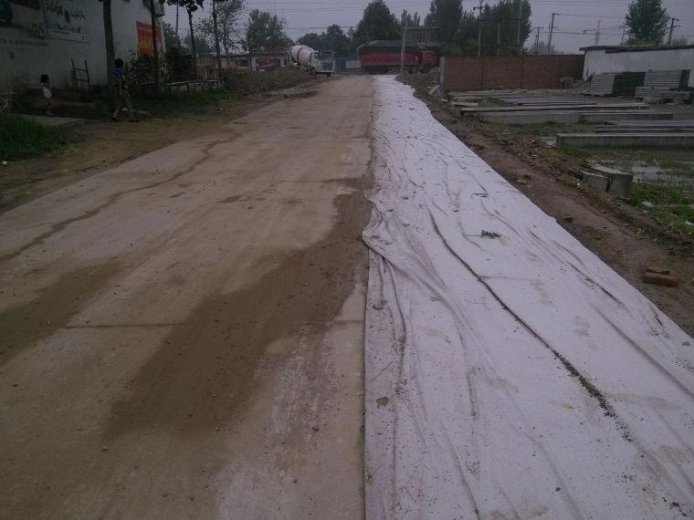 [QC成果]提高混凝土路面养护工作效率