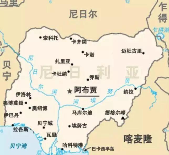 尼日利亚百年铁路修复项目获批中国电力企业成功操盘_4