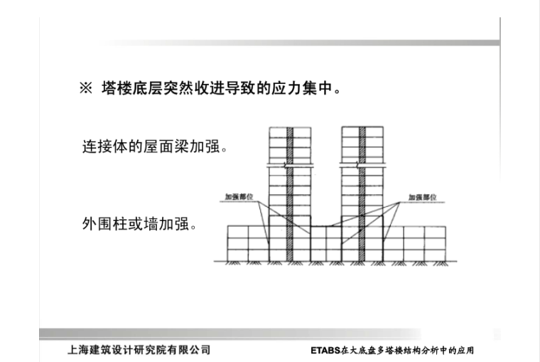 ETABS在大底盘多塔楼结构分析中的应用_4