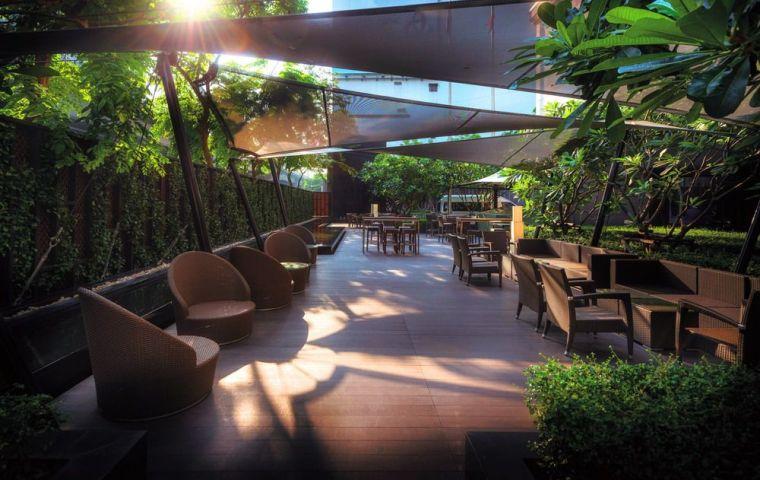 泰国皇冠假日酒店改造