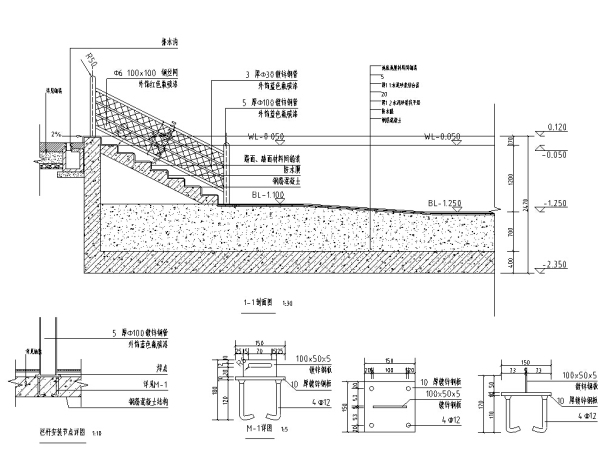 [安徽]主题水上游乐园景观设计扩初施工图_10
