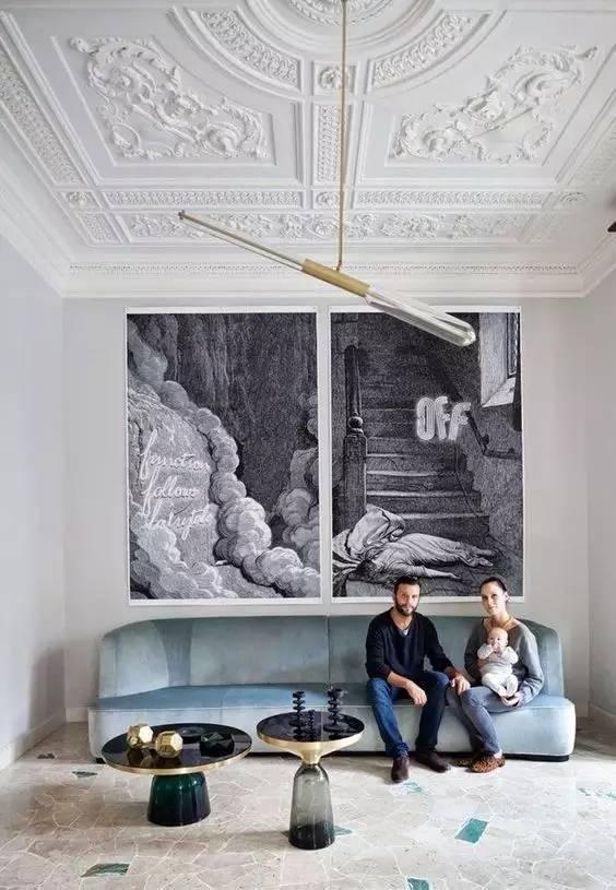 最新沙发背景墙23款!设计师最爱!