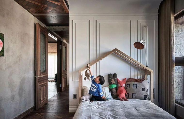 这样的家庭公寓,太美了!_14