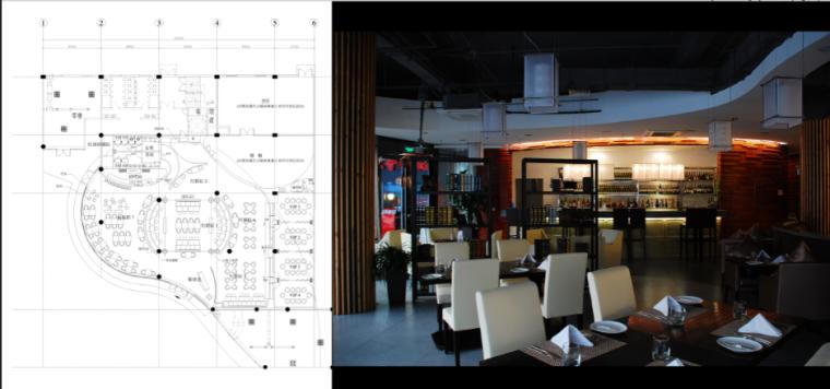 22套餐饮空间施工图+效果图(下)_7