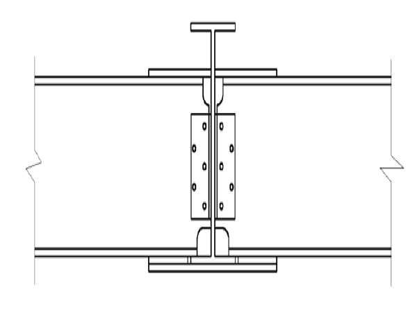 时速200km/h铁路钢桁梁桥毕业设计(98页)
