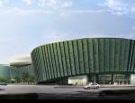 【河北】邯郸文化中心建筑设计