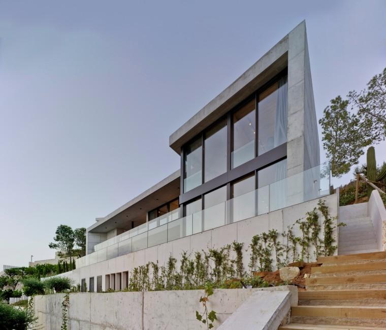 西班牙CONCRETUS住宅-3