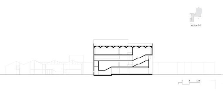 台州旧仓库改造的当代美术馆-15