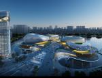 镇江四馆建筑设计方案