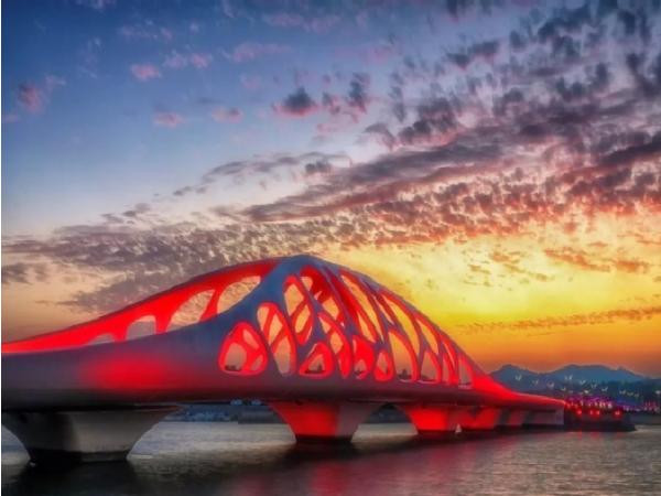 美轮美奂的桥梁设计,总有一款能打动你的心