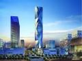[广东]45层钢管混凝土柱非完整框架核心筒结构办公大厦结构施工图(高227.8米)