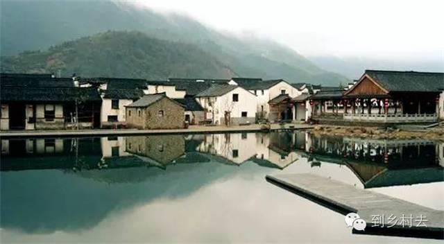设计酱:忘记乌镇、西塘、周庄吧!这些古镇古村,很美很冷门!_6