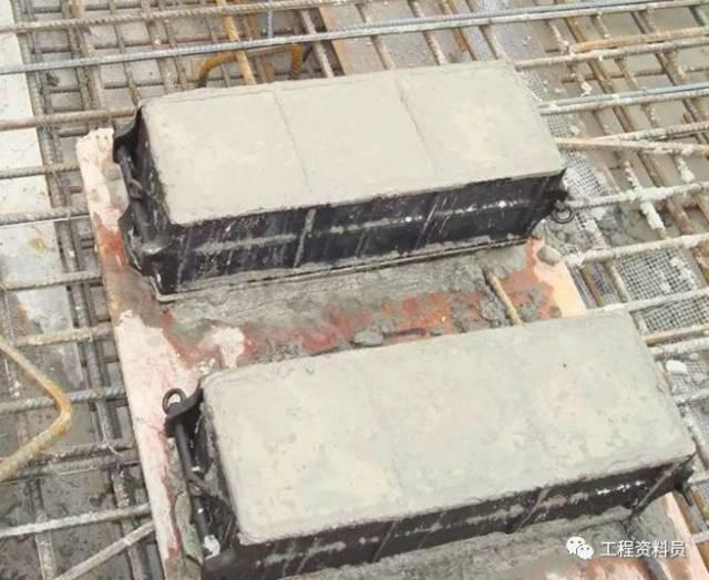 混凝土试块组数你留对了没有_2