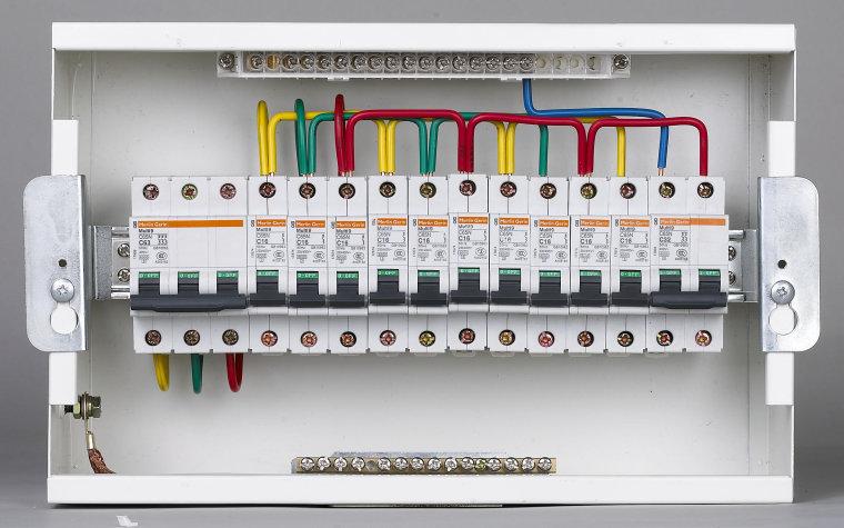配电箱系统图符号大全