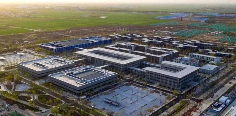 雄安市民服务中心六大智能化亮点让世人瞩目!