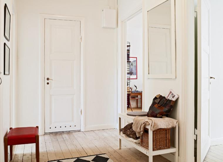 67平温馨理想舒适的二居室实景图