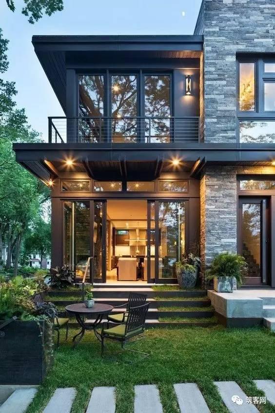 40款·简洁的现代别墅设计_1