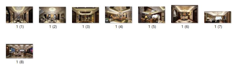 [江西]现代风格独栋别墅设计CAD施工图(含效果图)-【江西】现代风格独栋别墅设计CAD施工图(含效果图)缩略图