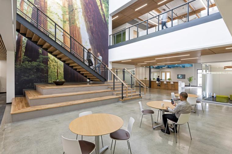 美国Xilinx总部大楼改造-8