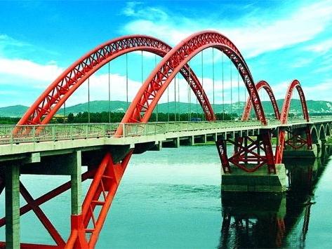 危桥检测监理实施细则资料下载-桥梁线形与变形检测检测方法实施细则