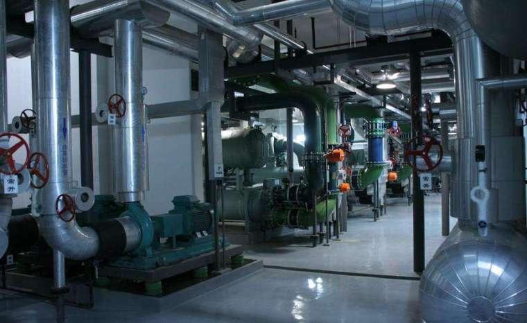 中心工程中心机电设备安装工程施工组织设计方案