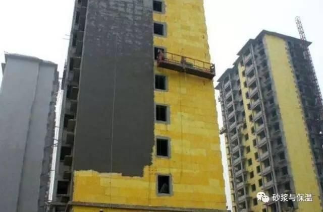 [干货]论建筑工程中建筑外墙保温技术及施工要点体会