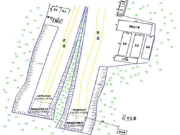 鹤大高速公路新奥法隧道施工专项方案93页(光面爆破,大管棚)