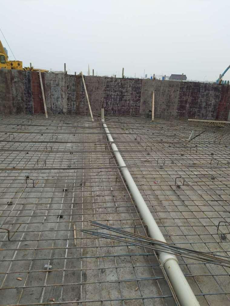 游泳池设备安装工程实图案例赏析-扬州美的城项目嘉鹏环境