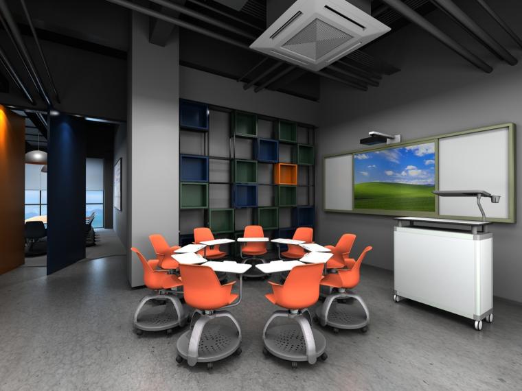 学科教室规划设计_7