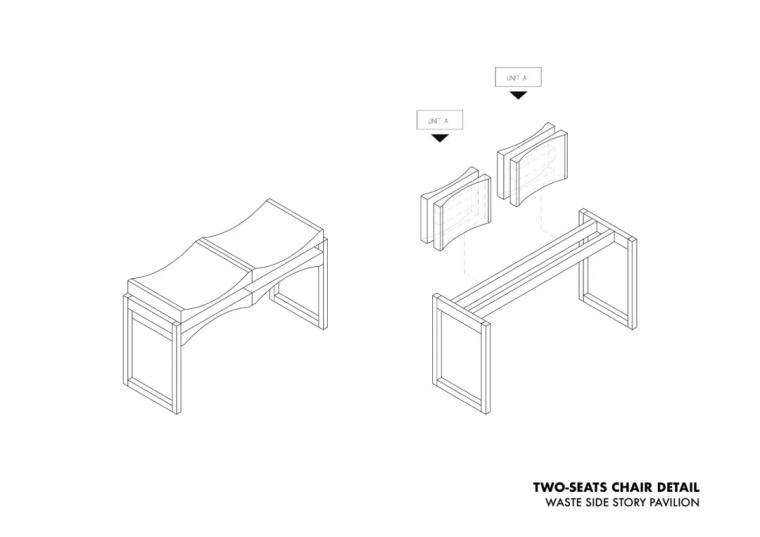 曼谷设计周展亭,再利用材料可变身包包和椅子/Cloud-floor_10