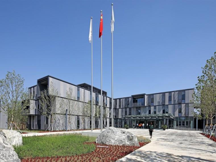 雄安市民服务中心企业临时办公区