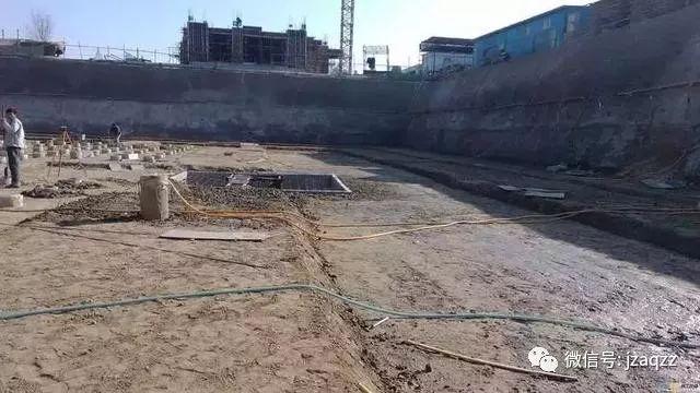 高层建筑深基坑支护施工问题分析与研究_3