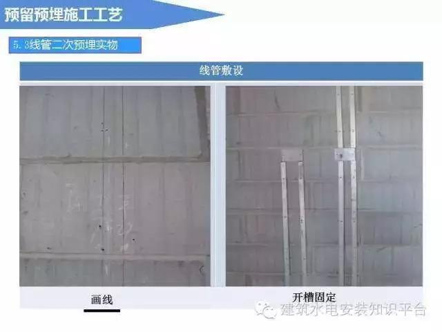 建筑电气预留预埋施工流程_14