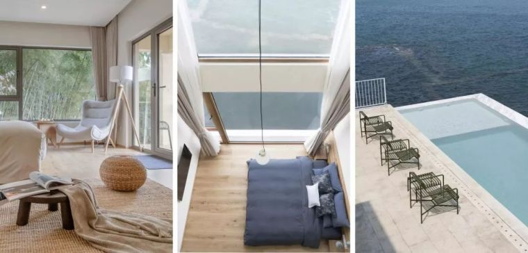 8个现代极简民宿设计